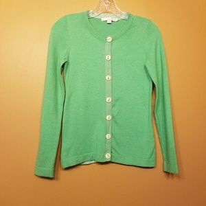 Boden   Classic Amelia Cropped Cardigan (Size 2)